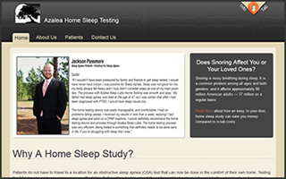 Azalea Home Sleep Testing